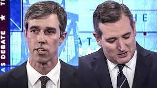 Beto O'Rourke Demolishes Ted Cruz During Debate
