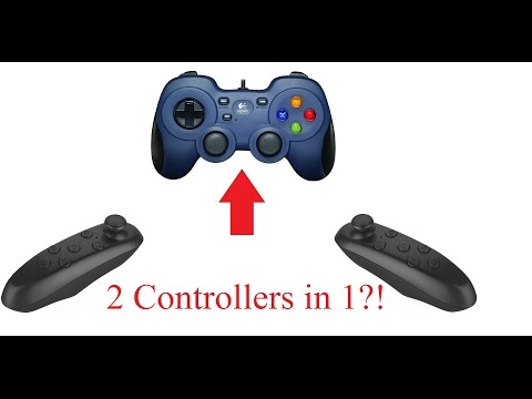 How to Use Two Bluetooth Controllers as One Controller (Joy-Cons for the  PC?!)