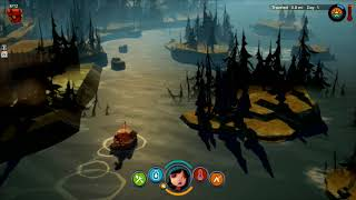 The Flame in the Flood - Gameplay #1 (Switch)