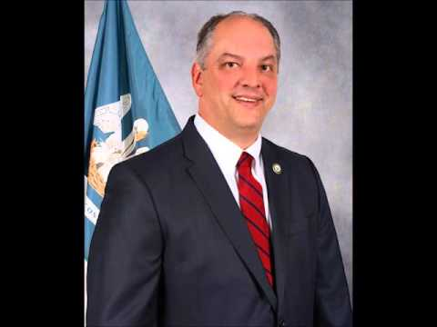 JOHN BEL EDWARDS ON TAXES