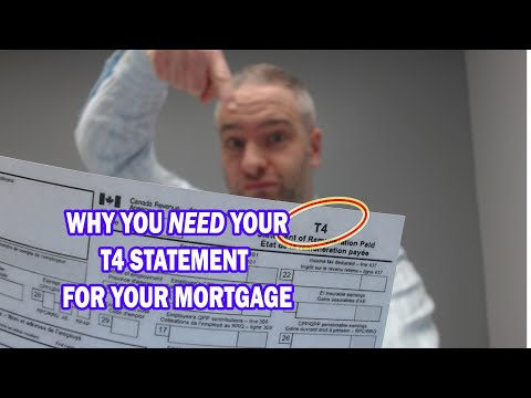 here's-why-you-need-your-t4-for-your-mortgage