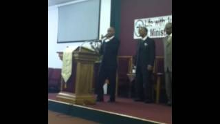 """Elder Ricky Monroe """"my worship is for real"""""""