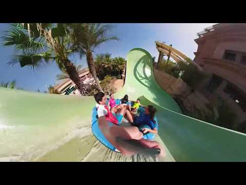 A Day at Aquaventure - Be Daring in Water! | Atlantis The Palm