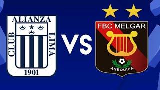 Alianza Lima vs Melgar / 3ra fecha Torneo clausura
