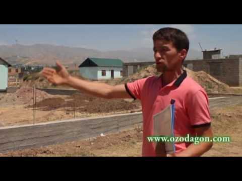 Сокинони ноҳияи Файзобод: Заминҳоямонро гирифтанд...