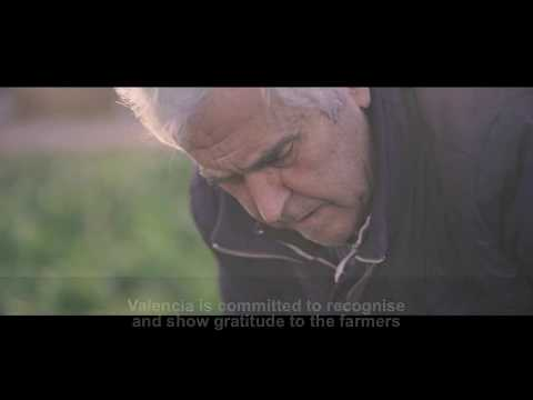 Valencia Candidature - 20th edition of the Organic World Congress IFOAM in 2020 - English Subtitles