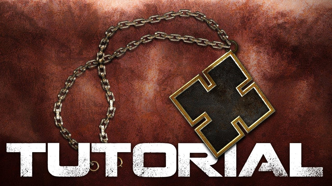 Black Ops 2 Emblem Gears Of War S Locust Horde Symbol Tutorial How To Make