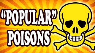 "Top 10 ""Popular"" Poisons — TopTenzNet"