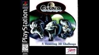 Casper A Haunting 3D Challenge Soundtrack - Main Theme [PSOne]