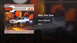 99Hz Test Tone