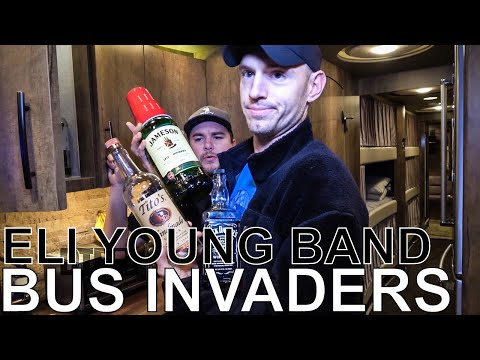 Eli Young Band - BUS INVADERS Ep. 1238