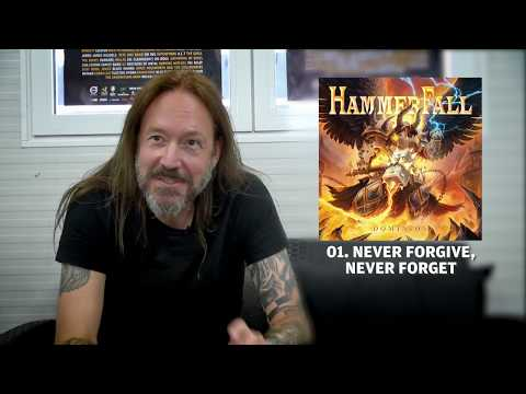 HAMMERFALL - Never Forgive, Never Forget (Dominion Track by Track) | Napalm Records