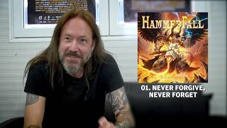 HAMMERFALL – Never Forgive, Never Forget (Dominion Track by Track)   Napalm Records