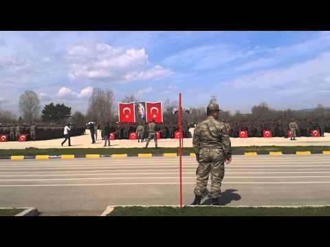 yemin töreni kastamonu 5. jandarma eğitim alay komutanlığı