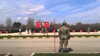 Yemin Töreni (Kastamonu 5. jandarma eğitim alay komutanlığı)