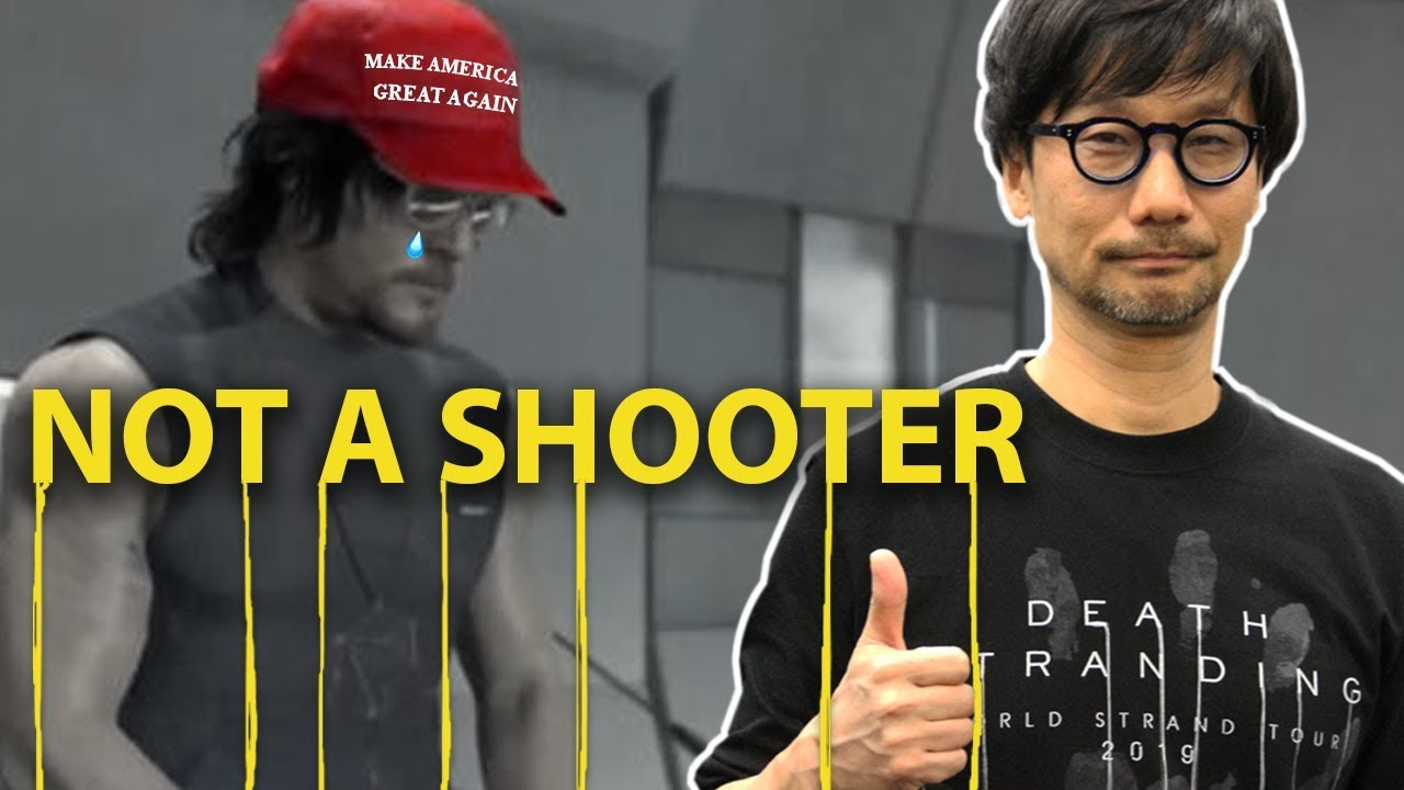"""Death Stranding too """"Difficult"""" for America? - Inside Gaming Daily thumbnail"""