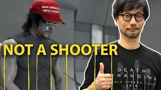 """Death Stranding Too """"difficult"""" For America?   Inside Gaming Daily"""