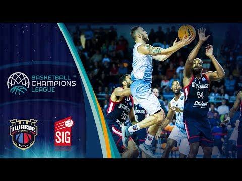 Polski Cukier Torun v SIG Strasbourg - Highlights - Basketball Champions League 2019-20