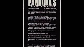 The Durutti Column-Friends In Belgium (Live 9-2-1983)