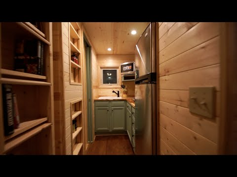 The Shenandoah Tiny House Video Tour