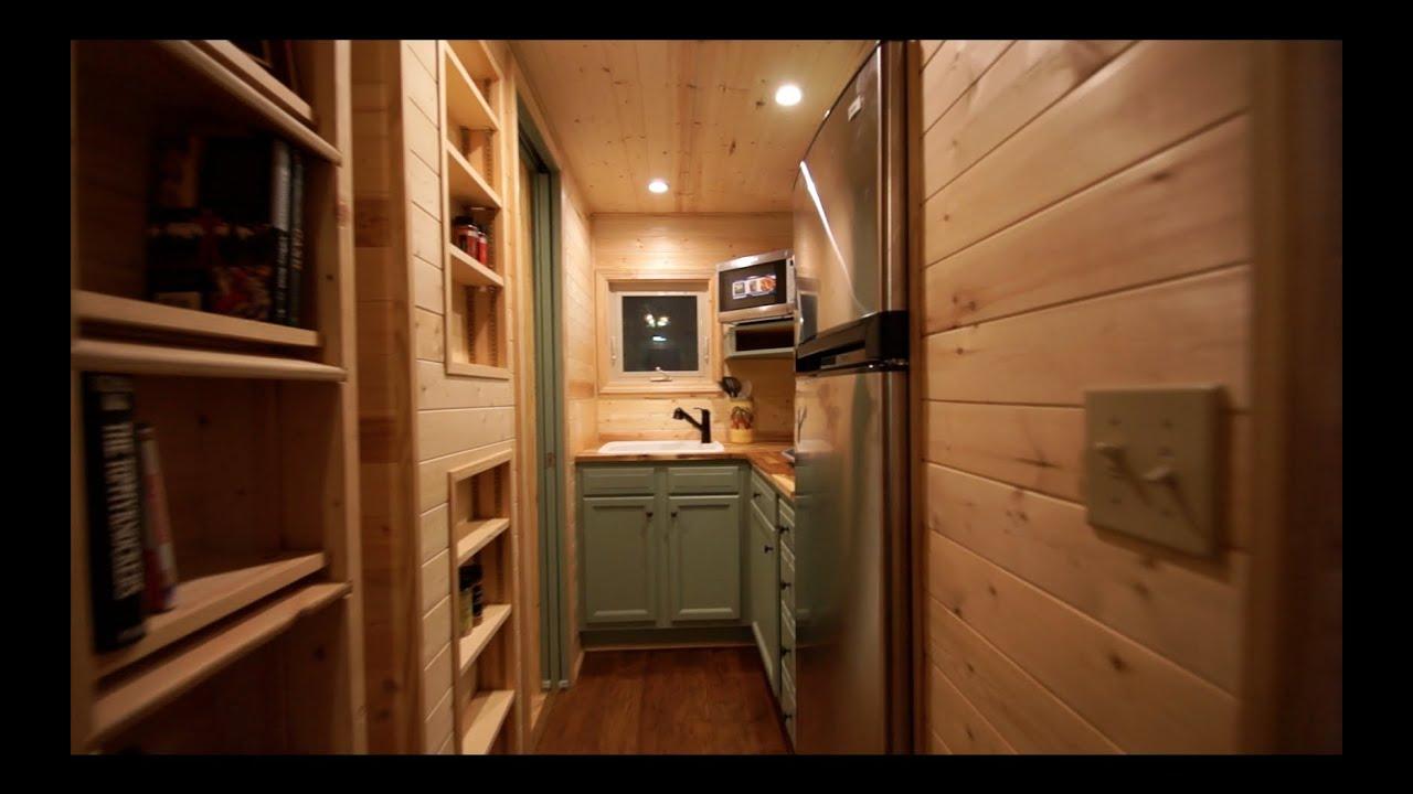 The Shenandoah Tiny House Video Tour  YouTube
