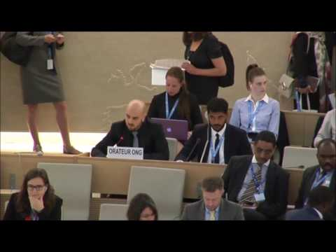 ID with the Special Rapporteur on Extreme Poverty and Human Rights' Report on China | HRC 35