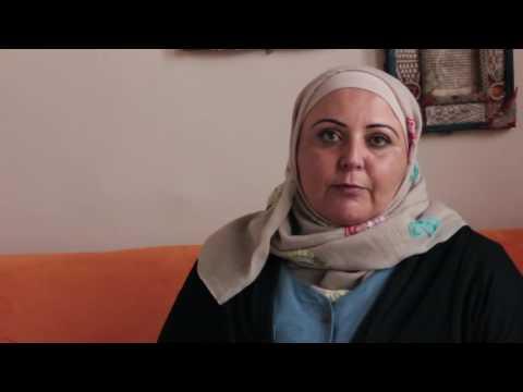 Sophie Chebar MA'AN development center - Palestine