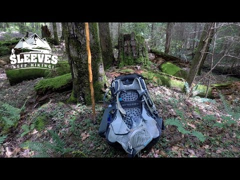 Chattahoochee National Forest - Sumac Creek Trail Part 1
