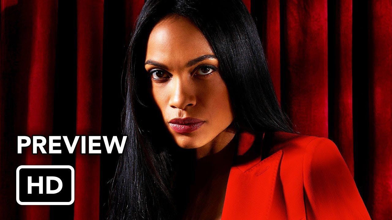 "Briarpatch ""The Story"" Featurette (HD) Serie Rosario Dawson USA Network"