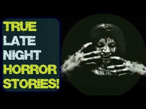 6 Scary LATE NIGHT stranger danger stories!   True Horror Stories!