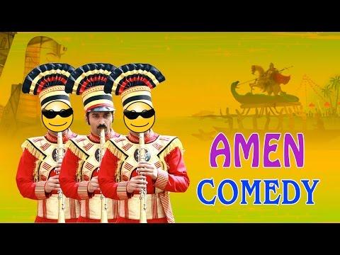 Amen Malayalam Movie | Full Comedy  Scenes | Fahad Faasil | Swati Reddy | Rachana Narayanankutty
