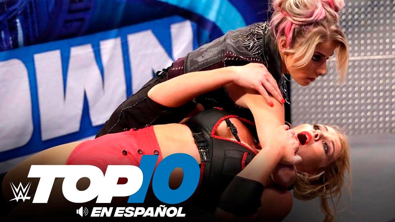 Top 10 Mejores Momentos de SmackDown En Español: WWE Top 10, Sep 18, 2020