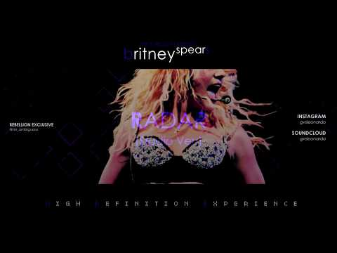 [Preview] TCS: Britney Spears - Radar Studio Version (High Definition Experience)