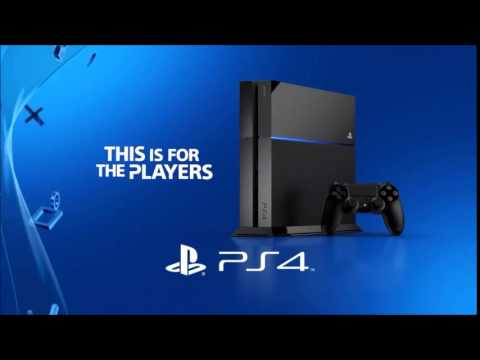 This is for the Players - PS4