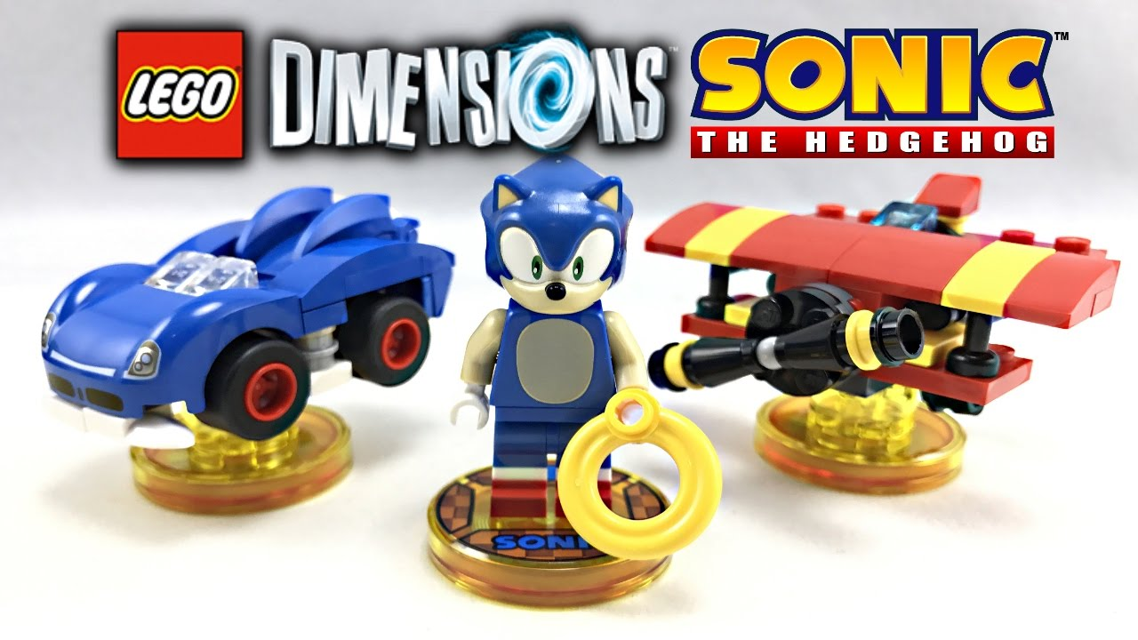 lego dimensions sonic the hedgehog level pack set review 71244