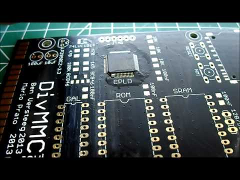 Drag soldering SMD parts with a flux pen