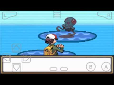 Pokemon Gaia Part 62 HM Dive Used & PokeFan Goes In Underwater For Exploring