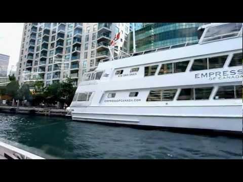 Toronto Harbor And Island Tour