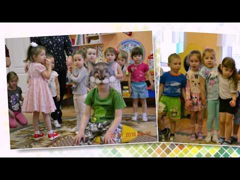 Фестиваль подвижных игр в детском саду №8