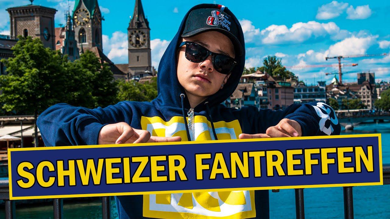 Dustin in der Schweiz! Fantreffen am Züricher See!