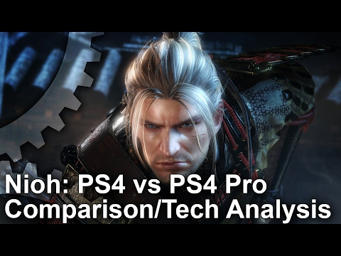 Nioh: PS4 vs PS4 Pro Tech Analysis/ Comparison/ Frame-Rate Test