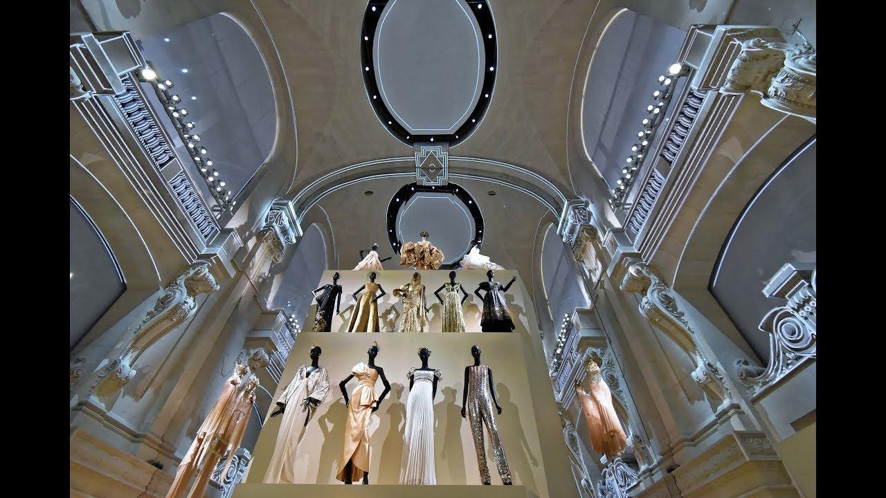 Christian Dior, le couturier du rève - musée des arts décoratifs - Paris - France