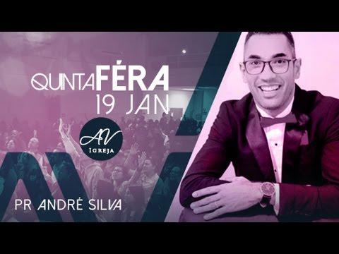 #QuintaFéra - Pr André Silva - 19/01/2017