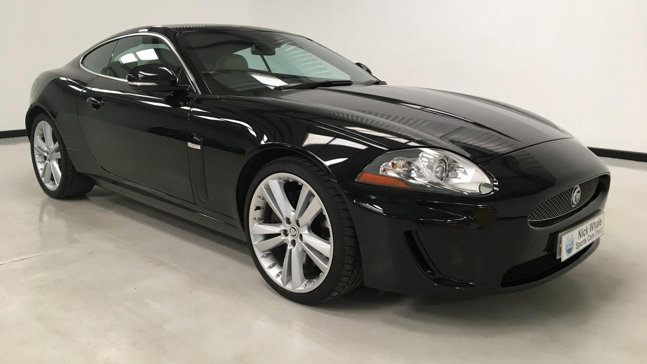 For Sale   2011 Jaguar XK 5.0V8 Portfolio   Black With Ivory Trim   Nick  Whale Sports Cars