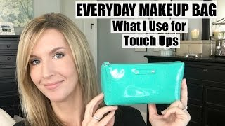 What's in My Everyday Makeup Bag | My On The Go Touch Up Essentials