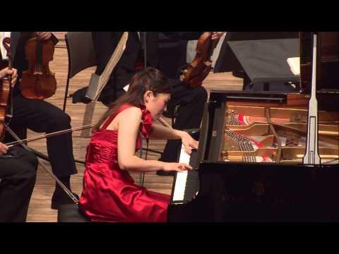 第8回浜松国際ピアノコンクール第2位 中桐望 本選
