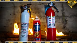 Download You Won't Believe What's Inside a Fire Extinguisher Mp3 and Videos