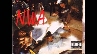 NWA - The Dayz Of Wayback (Track 18)