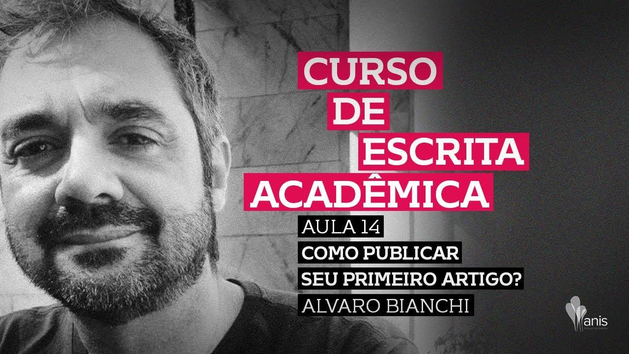 Curso de Escrita Acadêmica - Como publicar seu primeiro artigo?