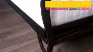 Кованая кровать www.fabrikadoss.ru(, 2014-06-11T13:30:46.000Z)
